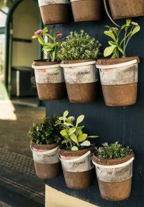 Ideas For Small Garden Spaces - Go Vertical